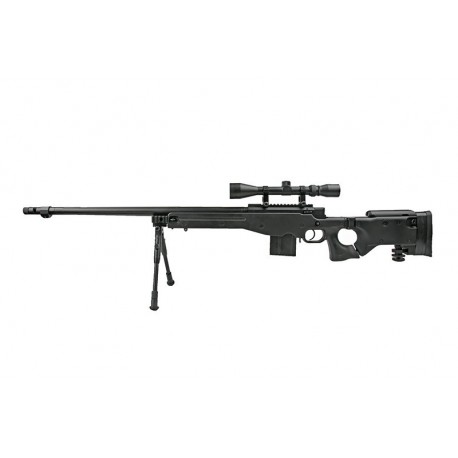 Replica Airsoft MB4403D with scope and bipod