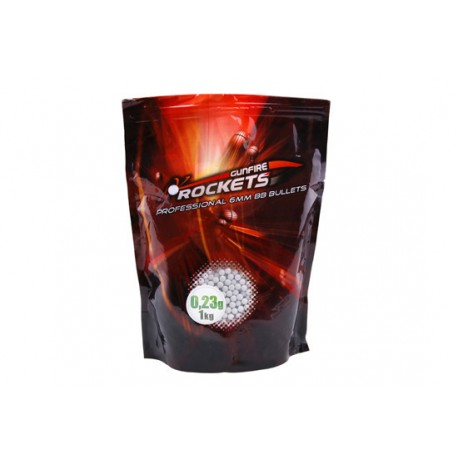 Bile Airsoft Rockets Professional 0,23g - 1kg