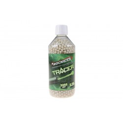 Bile Airsoft Rockets Tracer 0.20g BB 3000 buc