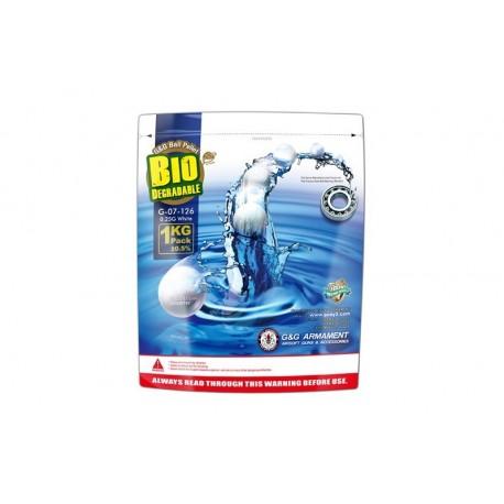 Bile Airsoft Bio G&G 0.25g