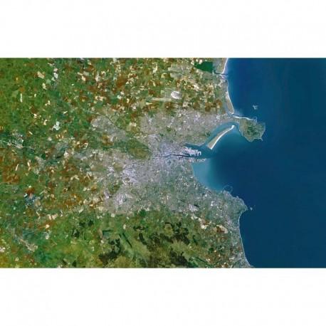 Harta regionala Planet Observer regiunea Dublin