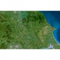 Harta regionala Planet Observer regiunea North Yorkshire