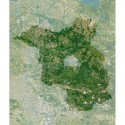 Planet Observer Harta regionala Brandenburg