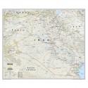 Harta Irak National Geographic