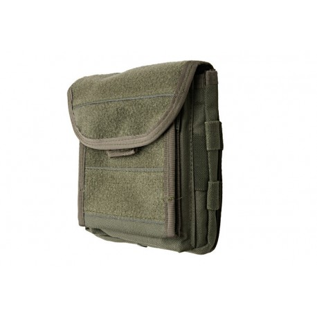 Administration panel cu pouch harta