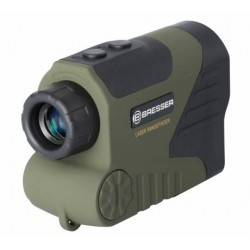 Telemetru laser Bresser cu indicator de viteza WP/OLED 6x24 - 800m