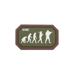 Emblema 101 Inc. - 3D Patch - Airsoft Evolution
