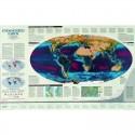 Harta Pământul ameninţat National Geographic