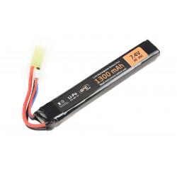 Baterie Li-Po 1300mAh 7.4V 25C