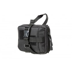 Pouch medical molle rip-off
