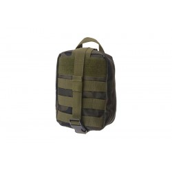 Kit pouch medical molle rip-off