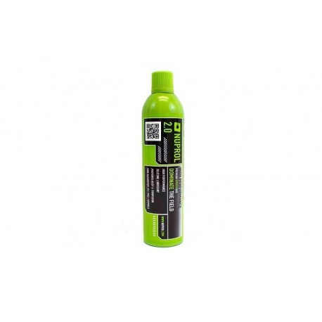 Green Gas Airsoft Nuprol 2.0 Premium 500ml