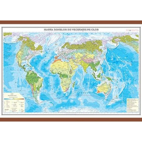 Harta Romaniei Pe Glob