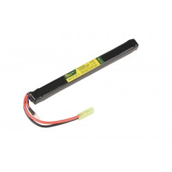 Baterie LiPo 11.1V 1200mAh 2S/20C - Under AK Dust Cover