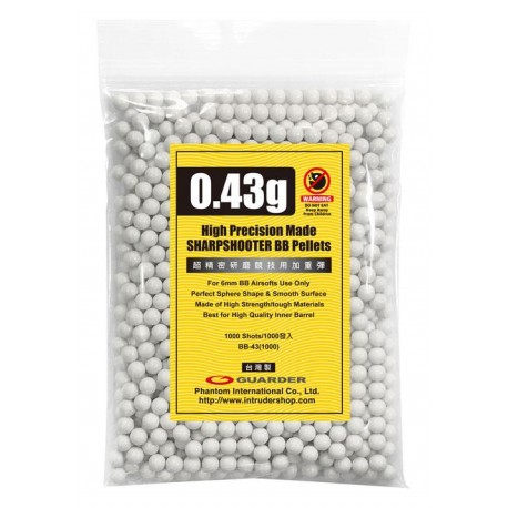 Bile Airsoft Guarder 0,43g