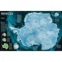 Harta regionala Antarctica National Geographic