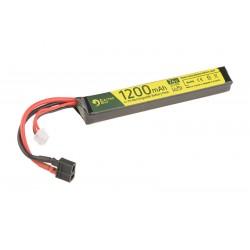 Baterie LiPo 7.4V 1200 mAh 25/50C T-connect (DEANS)