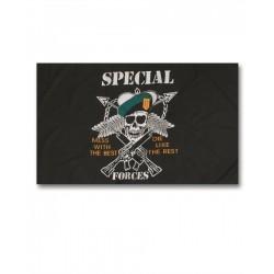 Drapel Mil-Tec Special Forces 90x150cm
