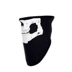 Cagula Biker cu imprimeu craniu
