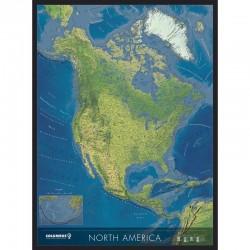 Columbus Harta continent America de Nord