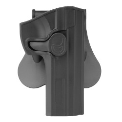 Toc ASG Polymer Tactical Quick Release Roto CZ SP-01 Shadow