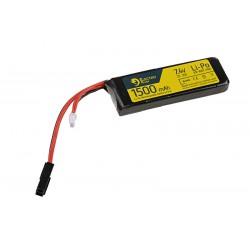 Baterie Electro River LiPo 7.4V 1500mAh 20/40C