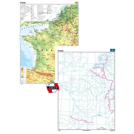 Franţa – Duo 120x160 cm