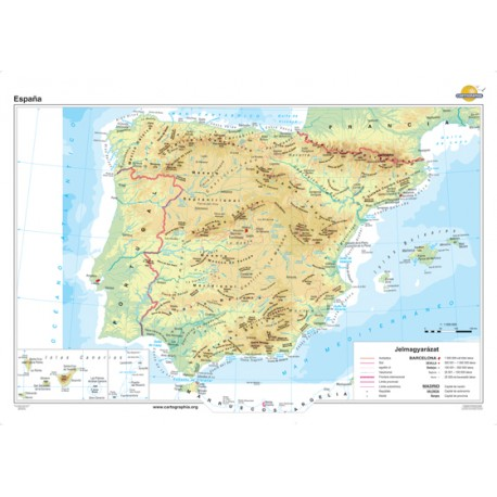 Spania 160x120 cm
