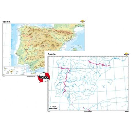 Spania – Duo 160x120 cm