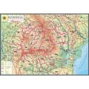 Harta Romaniei pentru copii 1400x1000 mm