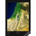 Israel. Harta albedo 39