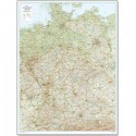 Harta strazilor Germania 1:500.000 Bacher Verlag